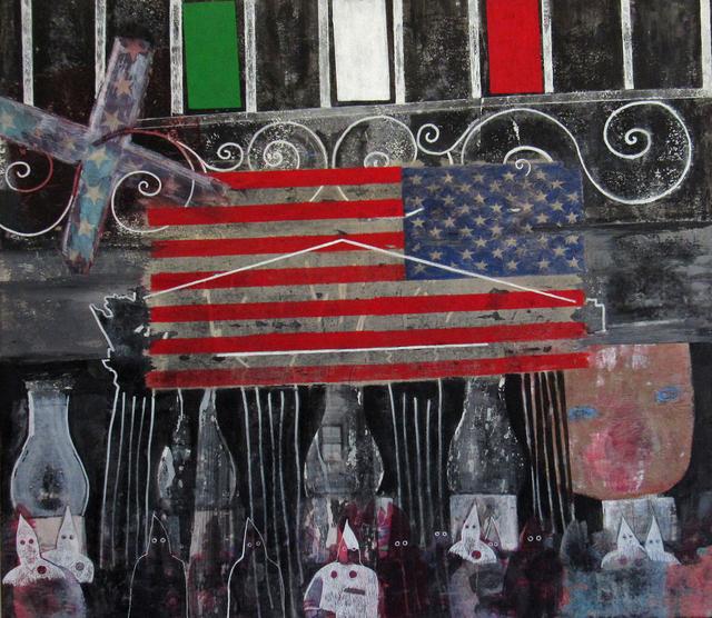, 'Underbelly,' 2016, Joshua Tree Art Gallery