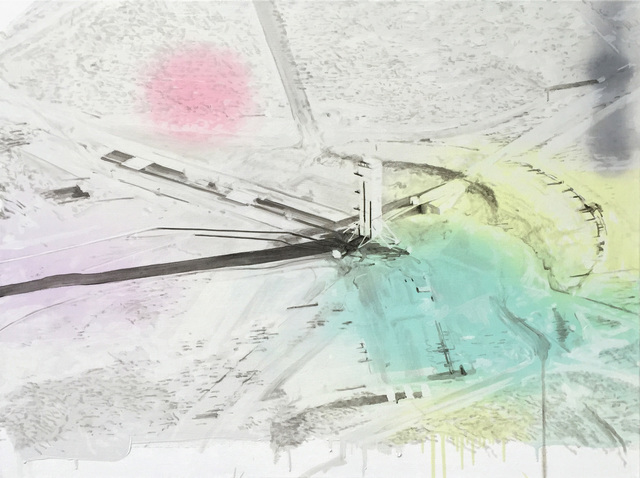 , 'Test 1,' 2014, Elizabeth Houston Gallery