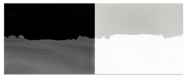 Scott B. Davis, 'Mesa, New Water Mountains, Arizona', 2018, EUQINOM Gallery