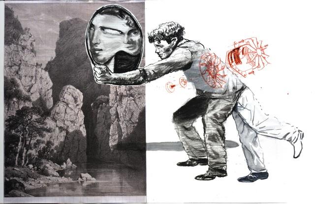 , 'Narcisse,' 2016, Kristin Hjellegjerde Gallery