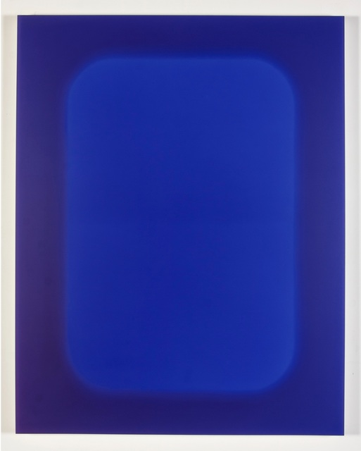 , 'Volume No. 5 violet/ Ultramarine Violet,' 2015, FP Contemporary