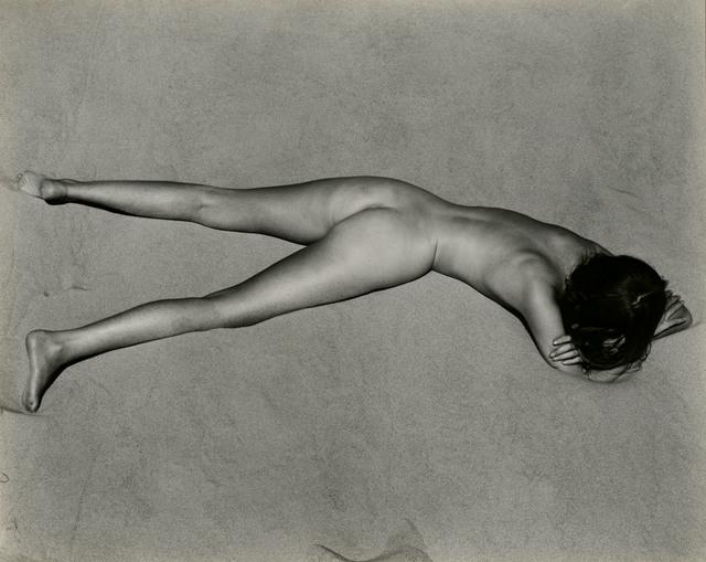 , 'Nude on Sand,' 1936, Edwynn Houk Gallery