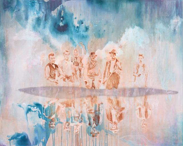 , 'Relocation,' 2015, Galerie Michael Schultz