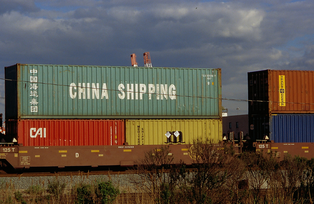 , 'China Shipping,' 2015, Soho Photo Gallery