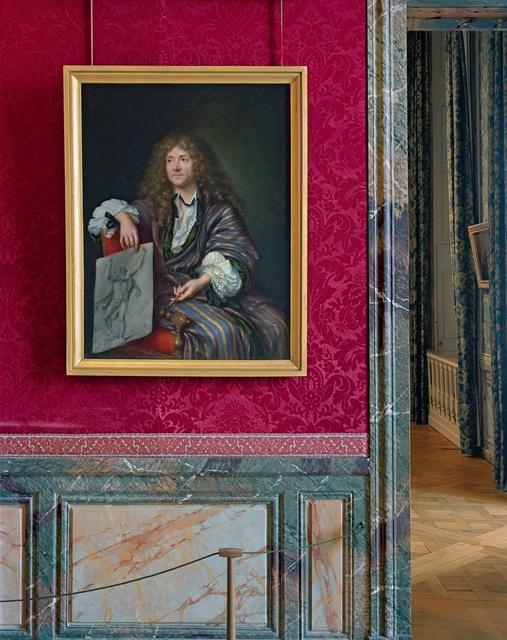 , 'Salle de la création de l'académie de Peinture et de sculpture, (II) ANR.01.011, Sale du XVII, Aile du Nord- RDC, Château de Versailles, France,' 2007, Paul Kasmin Gallery