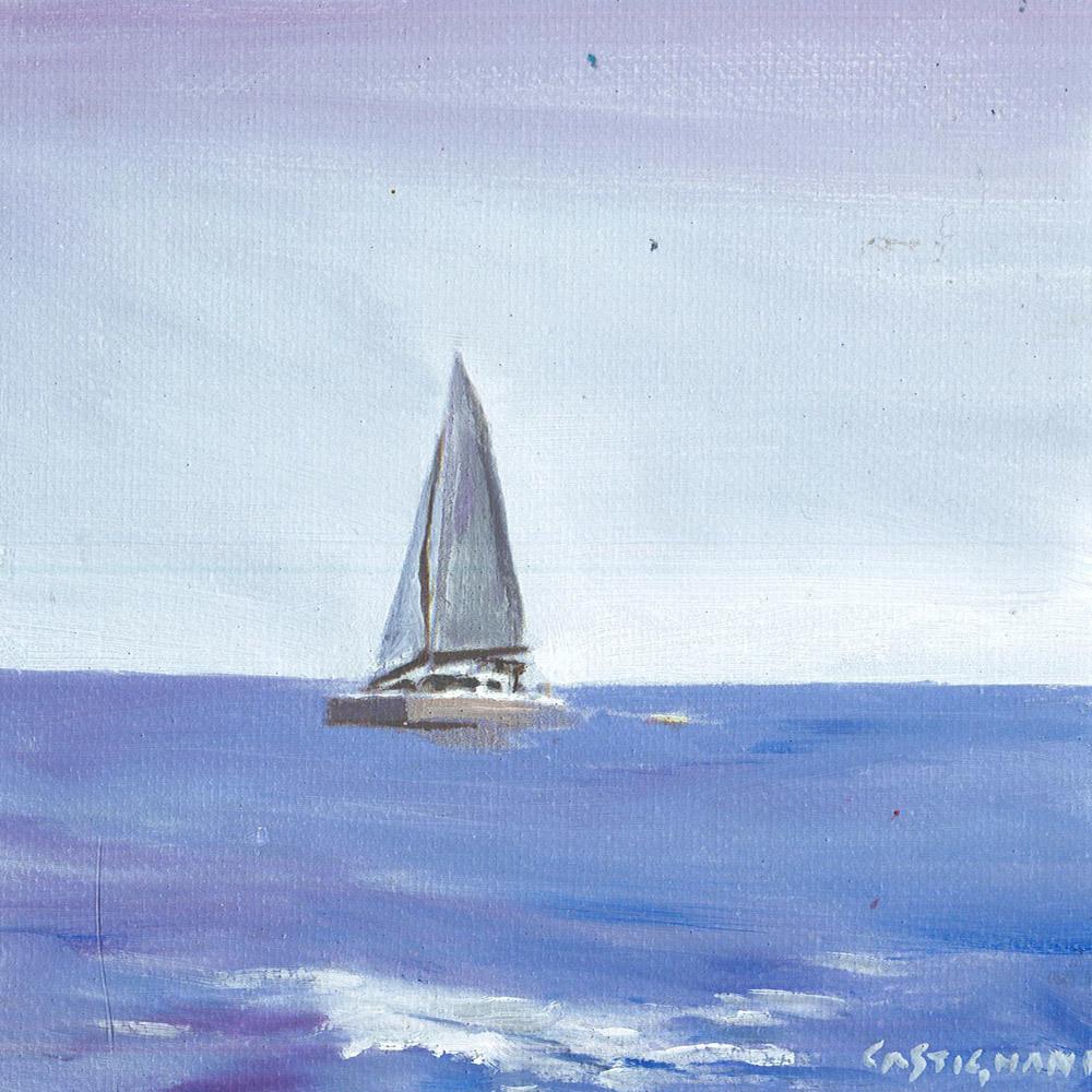 Mar bleu