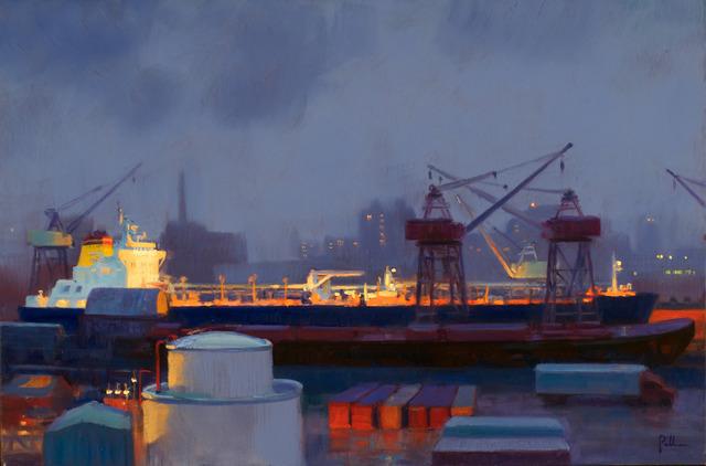 , 'Dry Dock Noctourne,' 2011, ACA Galleries
