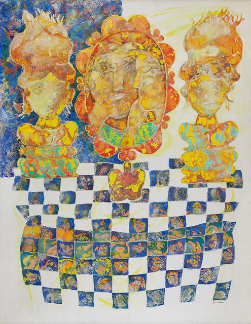 , 'Apres Le Theatre,' 1969, Dag Modern