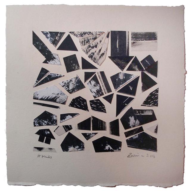 , 'Homes,' 2016, Gallery Espace