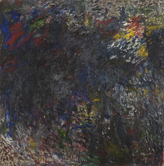 Milton Resnick, 'A.S.4.B', 1959, The Milton Resnick and Pat Passlof Foundation