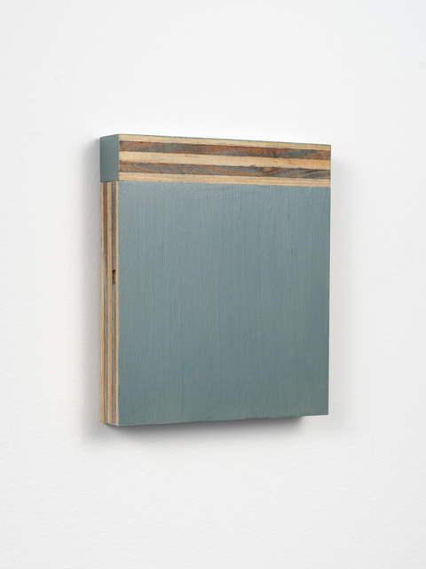 , 'Plywood Series (Green 1/4 turn),' n.d., Fleisher/Ollman