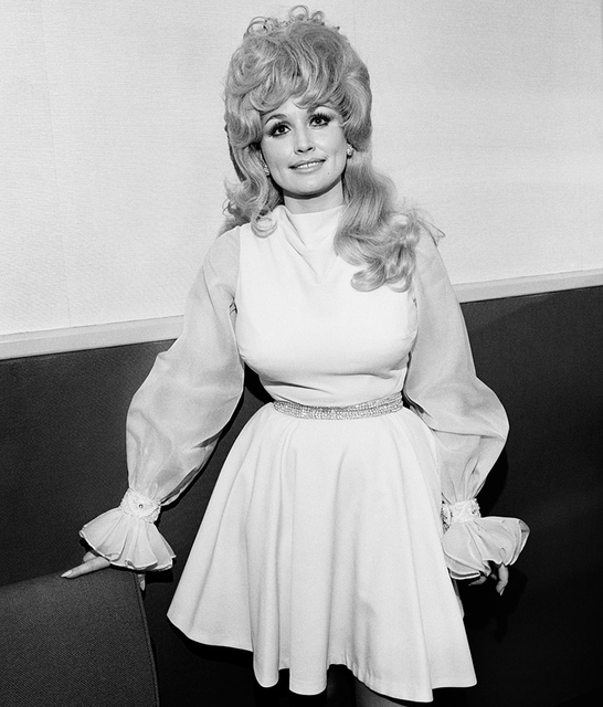 , 'Dolly Parton (Symphony Hall, Boston, MA),' 1972, ClampArt
