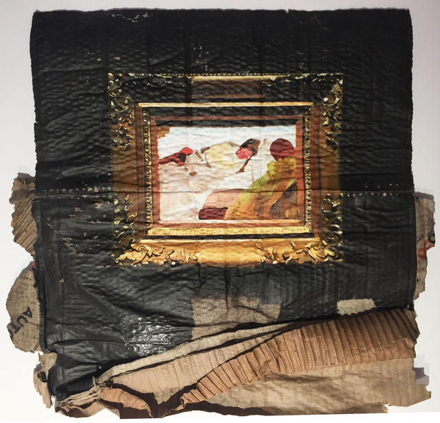 , 'Edouard Vuillard. El sueño de Madame Vuillard,' 2019, Rhodes