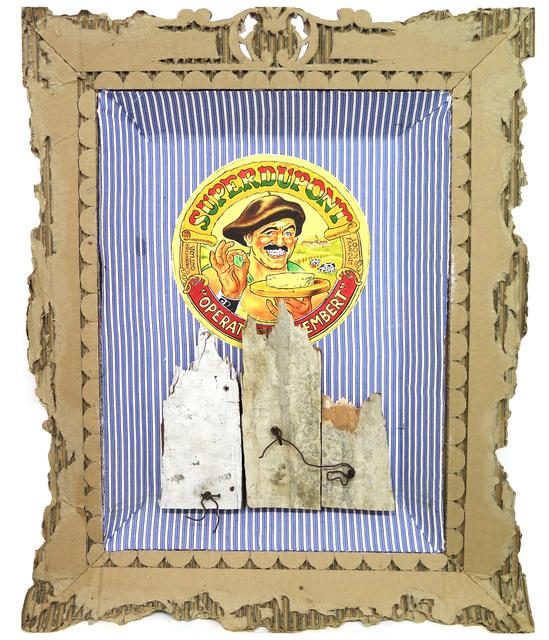 , 'De la serie Mamíferos No. 3,' 2013, Galeria El Museo