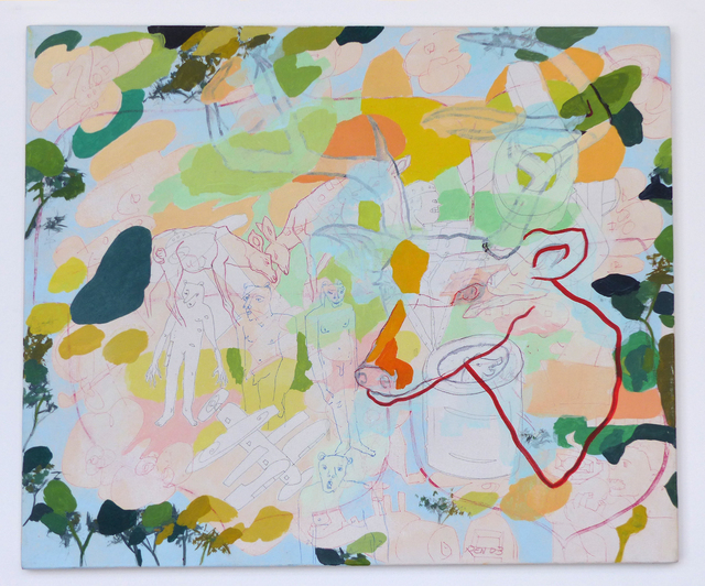 , 'Untitled ,' 2013, Art Bastion Gallery