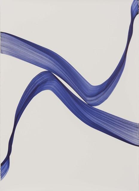, 'Ohne Titel (MS 17/1),' 2016, Galerie Michael Sturm