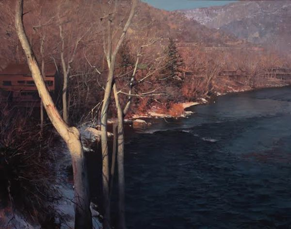 , 'Glenwood Springs,' 2015, Gerald Peters Gallery
