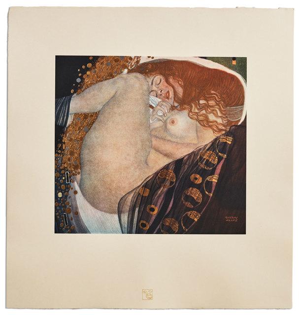 , 'Danaë [Das Werk Gustav Klimts],' 1908-1914, Jason Jacques Gallery