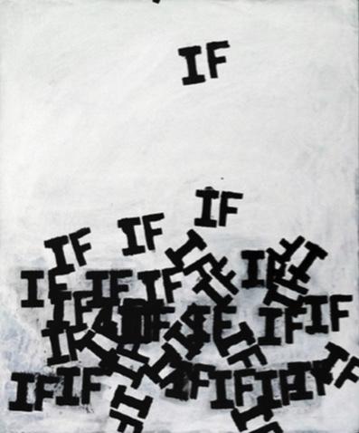 , 'Falling Ifs,' 2011, Heather Gaudio Fine Art