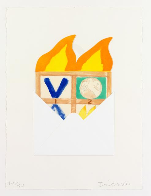, 'Postcard from Venice, Ruga,' 2008, Alan Cristea Gallery
