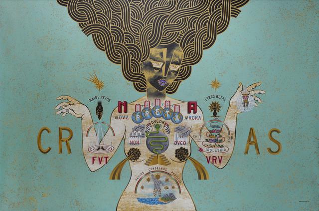 , 'O Diabo (Busto),' 2015, Jonathan LeVine Projects