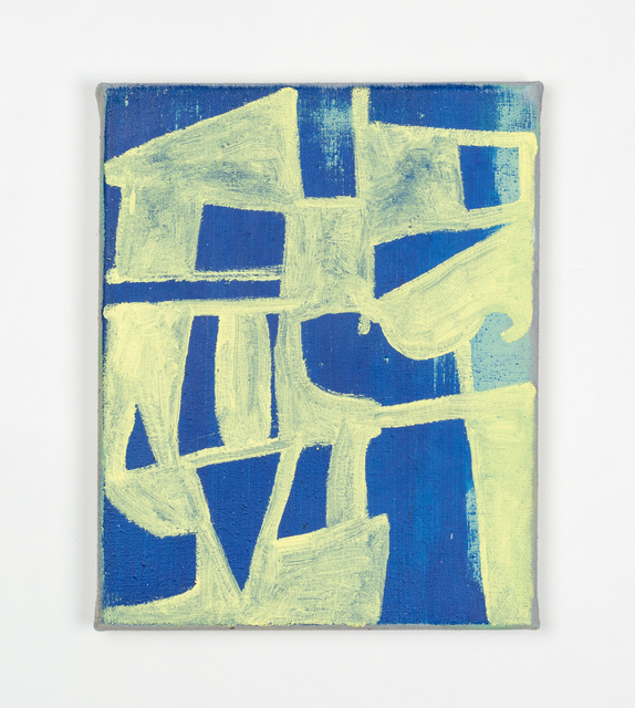 Ian White Williams, '77', 2017, PROTO Gallery