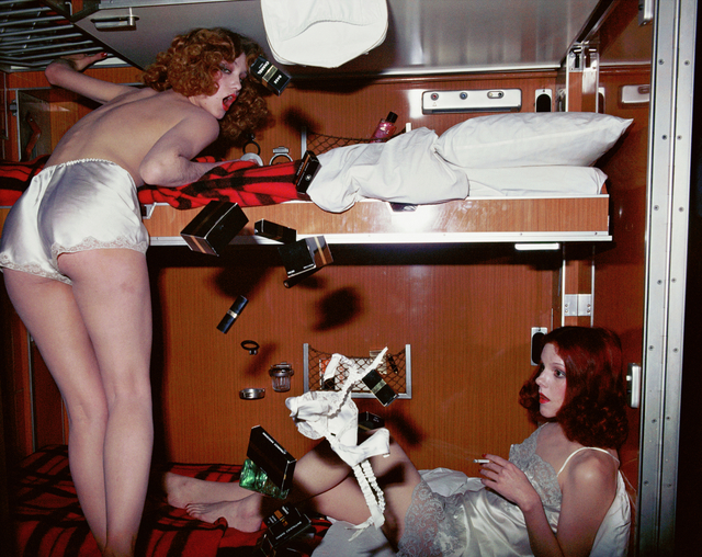 Guy Bourdin, 'Vogue Paris, March 1975', 1975, AF Projects/Louise Alexander Gallery