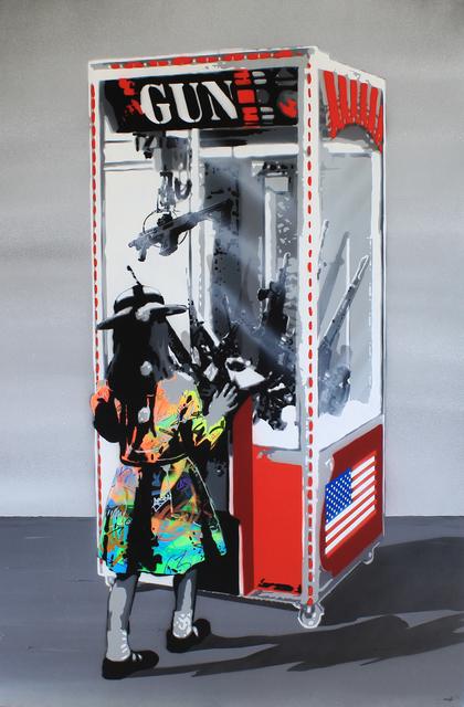 Kurar, 'New-games', 2017, GCA Gallery