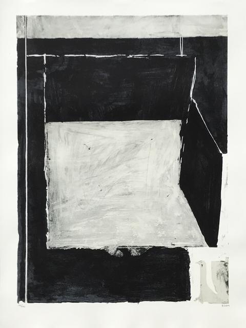 , 'Black and Grey,' 1984, Eckert Fine Art
