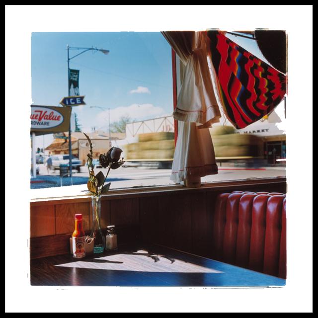 , 'Bonanza Café,' 2001, Bleach Box