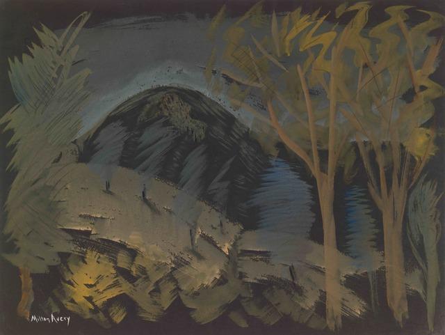 Milton Avery, 'Golden Autumn', ca. 1936, Yares Art