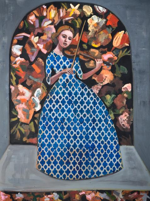 , 'Healing Sounds,' 2019, Blue Rain Gallery