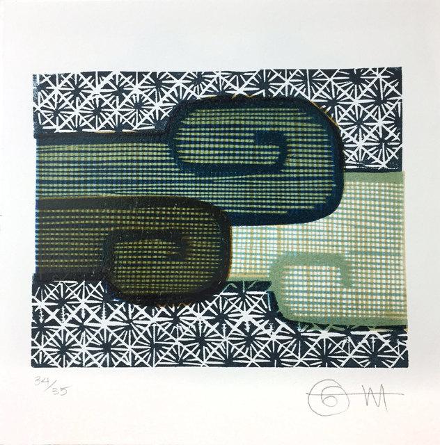, 'Virginia Woolf – Stream of Consciousness,' 2017, Queenscliff Gallery & Workshop