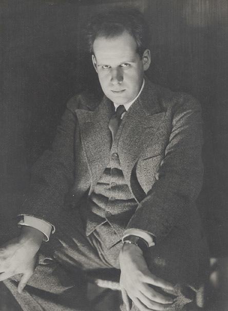 , 'Sergej M. Eisenstein,' Paris 1926, Johannes Faber
