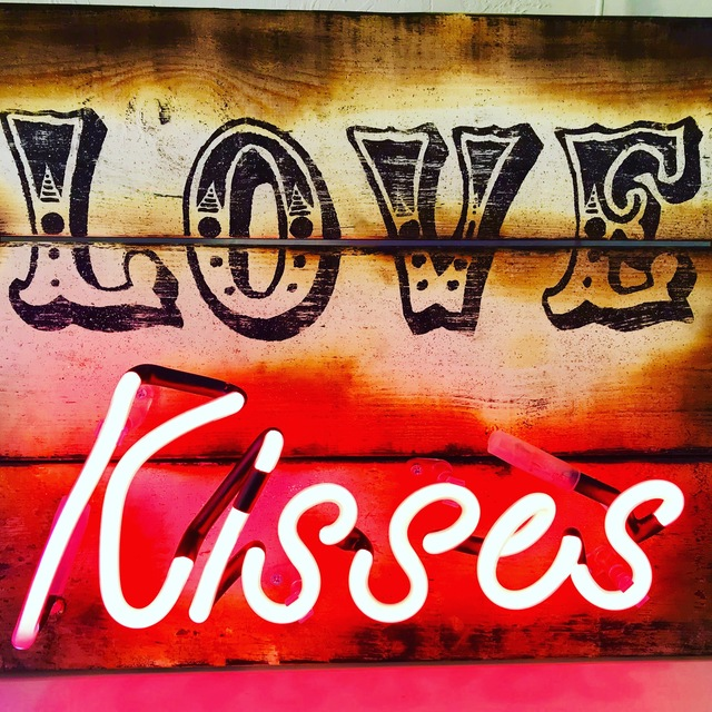 , 'Love Kisses,' 2017, Imitate Modern