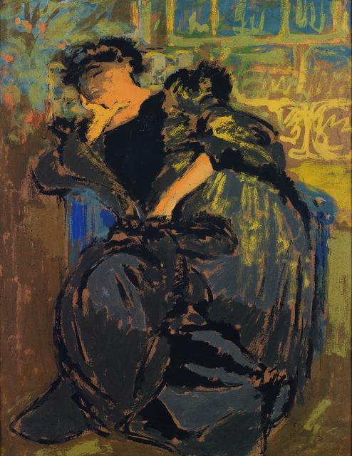 Édouard Vuillard, 'Madame Hessel somnolant', ca. 1911, BAILLY GALLERY