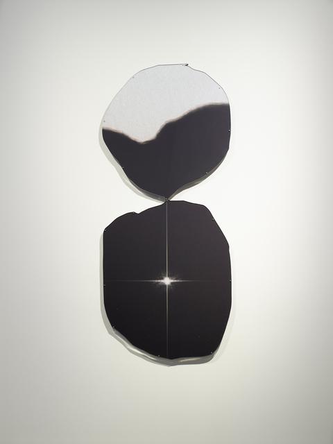 , 'Electron Beam,' 2018, Parafin