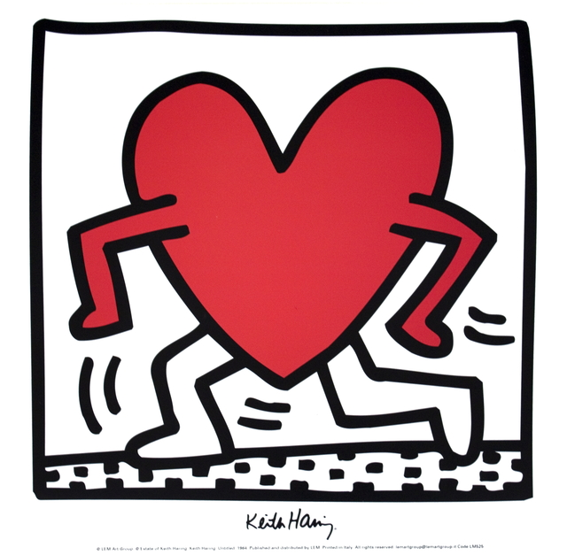 Keith Haring, 'Untitled (1984)', ca. 1980, ArtWise