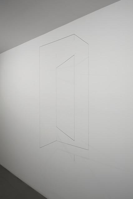 , 'Line Sculpture (cuboid) #13,' 2018, Sabrina Amrani