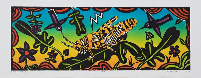 Billy Hassell, 'Grasshopper', 2019, Conduit Gallery