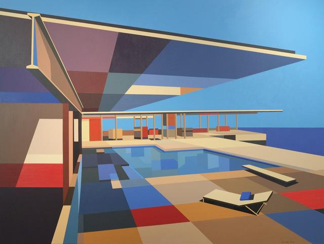 , 'Stahl House V,' 2013, Cynthia Corbett Gallery
