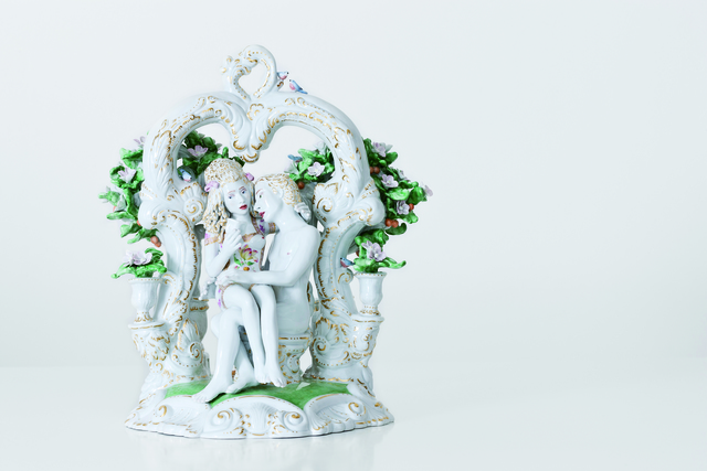 , 'Love Letter [Courtesy MEISSEN COUTURE® Art Collection],' 2013, Cynthia Corbett Gallery