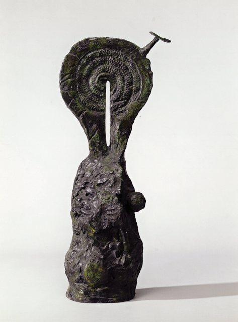 Joan Miró, 'Femme au chapeau', 1972, Acquavella Galleries