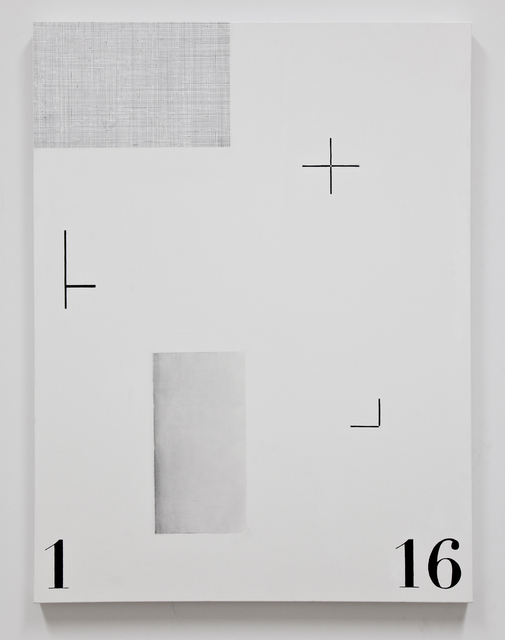 , '116,' 2016, Kohn Gallery
