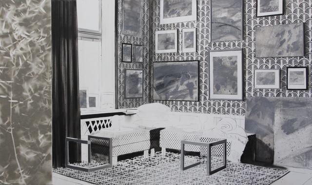 , 'Work in progress,' 2016, Rijksakademie van beeldende kunsten