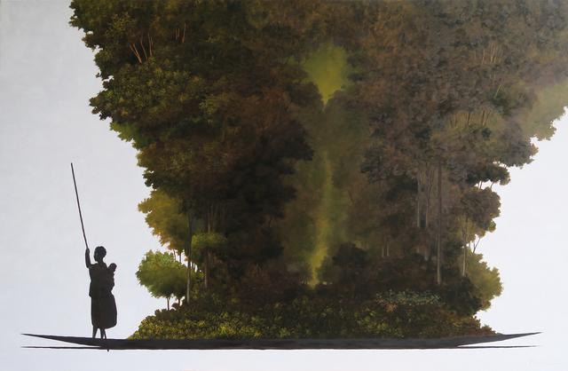 , 'Displacement,' 2019, Beatriz Esguerra Art