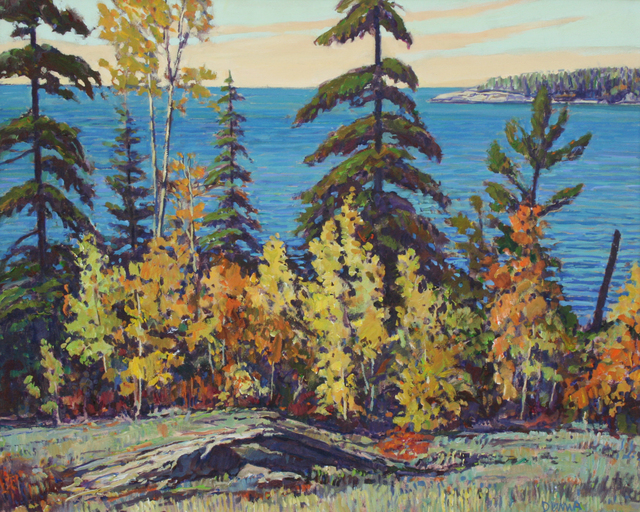, 'Lake Superior #14.17,' , Wallace Galleries