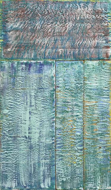 , 'Tone Poem: Rosy Fingered Dawn,' 2018, WaterWorks Gallery