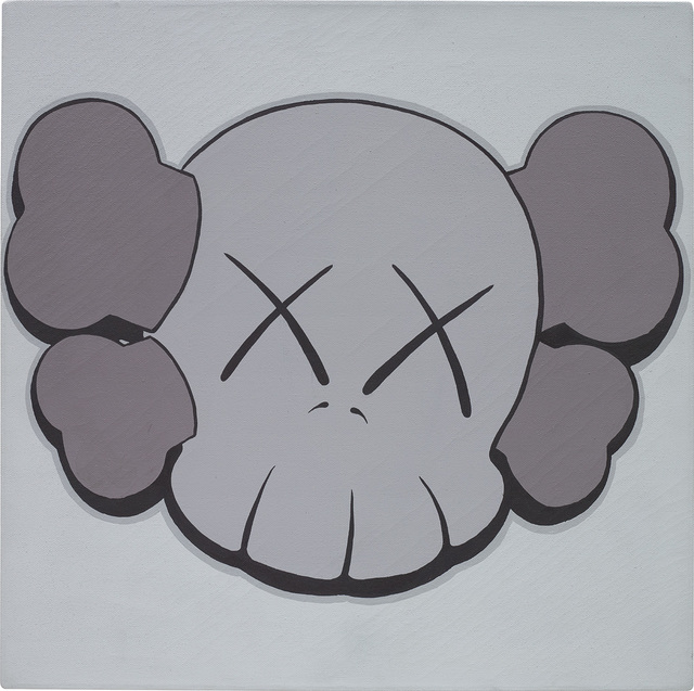 KAWS, 'UNTITLED', 1997, Painting, Acrylic on canvas, Phillips