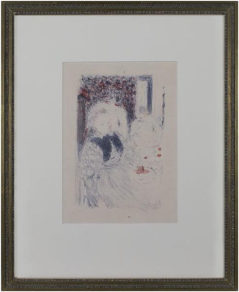 , 'Le Dejeuner Ref. RM #15 Ed: of 20,' 1895, David Barnett Gallery